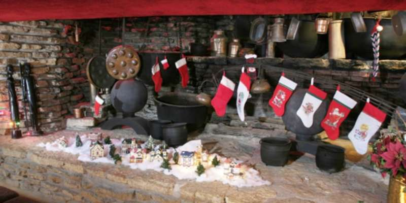 Christmas Season at The House on the Rock